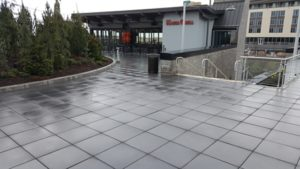 Liberty Center Pedestal Pavers