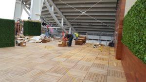 Reds Stadium Pedestal Pavers