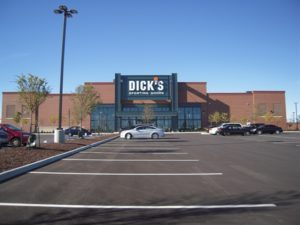 Completed commercial masonry projects