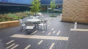 Jewish Hospital Permeable Pavers